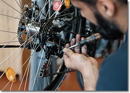 Fahrrad Reparaturstation das günstige Einsteigermodell